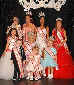 2008 Miss Citrus court